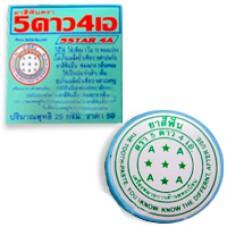 Зубная паста 5star 5a