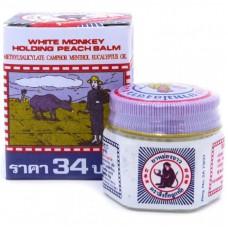 Травяной бальзам White Monkey - 12 гр