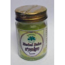 Желтый травяной бальзам Suwanna