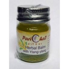 Травяной бальзам  Parichat  с маслом Иланг-Иланг
