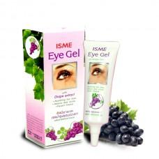 Гель для кожи вокруг глаз Isme Eye Gel с экстрактом винограда 10 мл