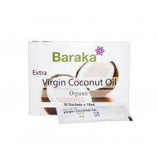 Кокосовое масло Baraka Extra Virgin