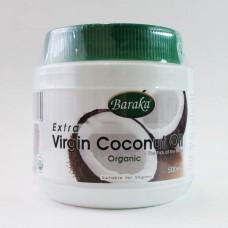 Кокосовое масло BARAKA 500 мл, нерафинированное Шри-Ланка