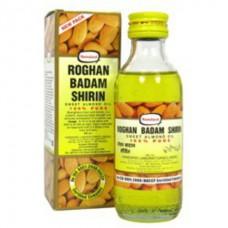 Миндальное масло Roghan Badan Shirin Hashmi (Hamdard) 100 мл