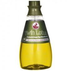 Ополаскиватель для полости рта Twin Lotus Гуава и зеленый чай 330 мл