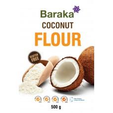 Органическая кокосовая мука Baraka, 500 гр